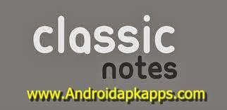 Download Classic Notes Pro Notepad v1 0 21 Full Apk