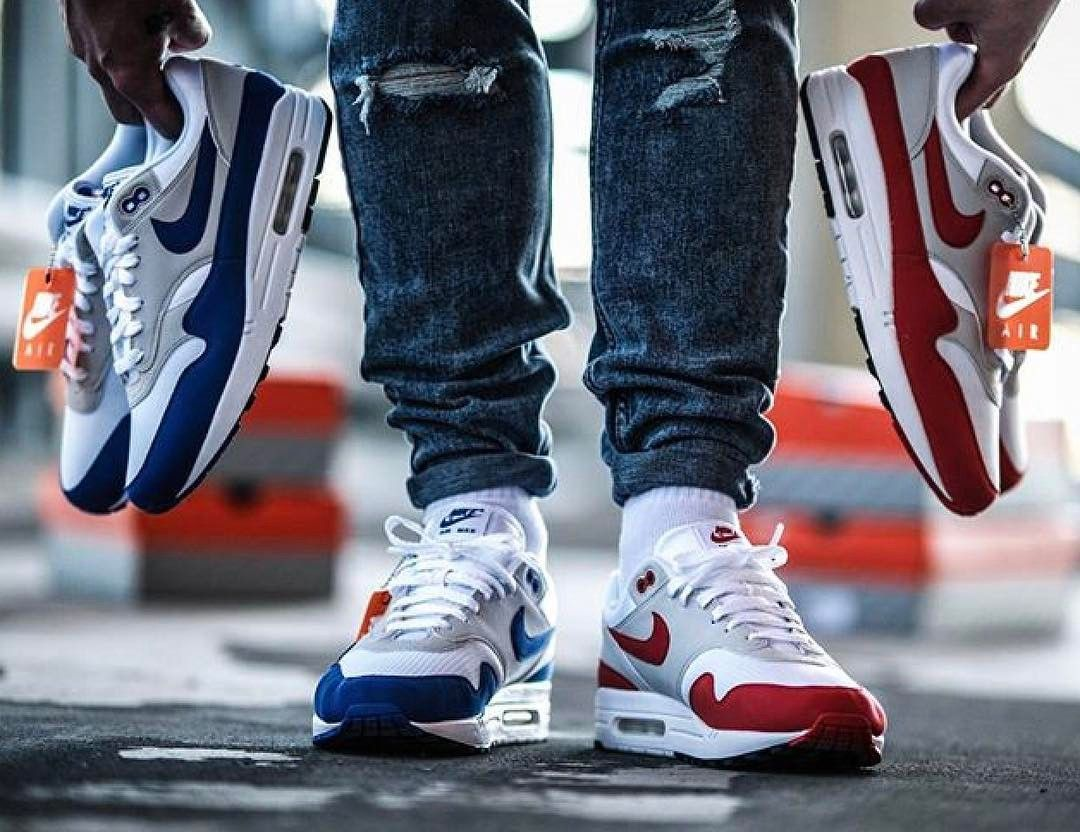 Nike Air Max 1 OG Blue & Red </p>                     </div> 		  <!--bof Product URL --> 										<!--eof Product URL --> 					<!--bof Quantity Discounts table --> 											<!--eof Quantity Discounts table --> 				</div> 				                       			</dd> 						<dt class=