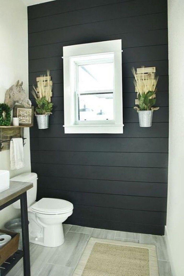 35 Shocking Modern Master Bathroom Decorating Ideas Bathroom Bathroomdecorating Bathroomde Rustic Master Bathroom Bathroom Remodel Master Powder Room Design