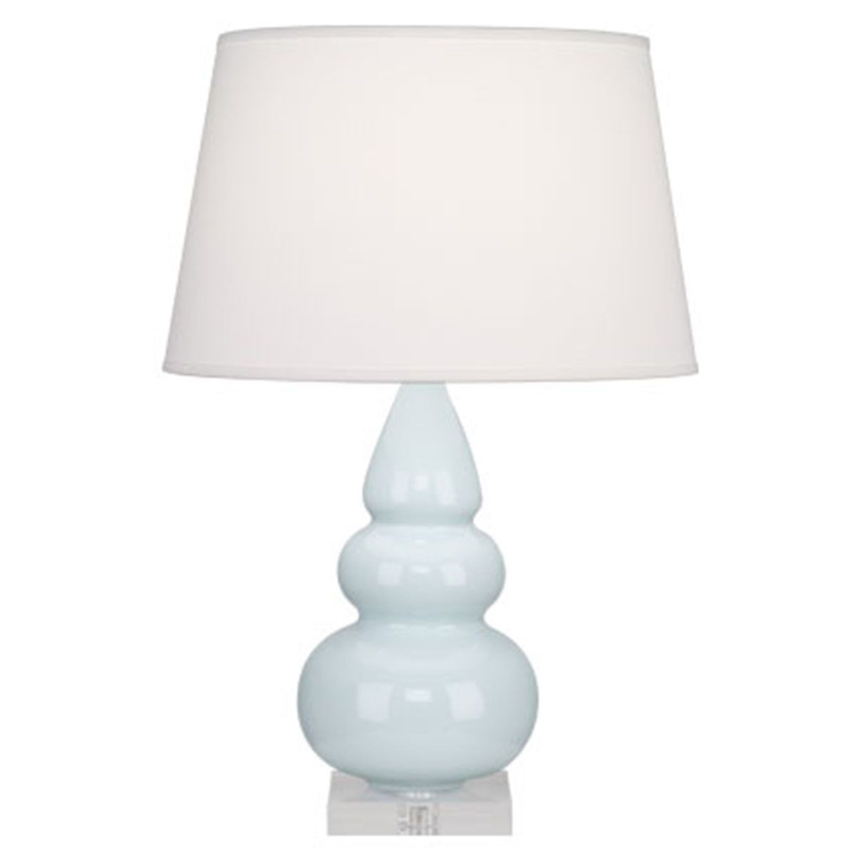 Robert Abbey Small Triple Gourd Accent Table Lamp Idea