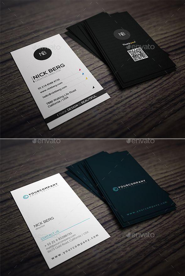 Business Card Bundle Vol 0 Psd Template Corporate Personal