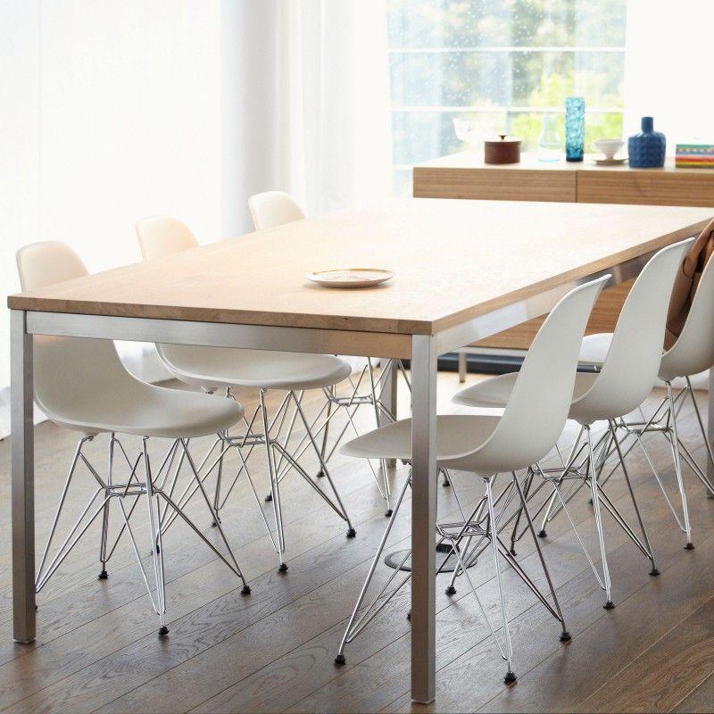 oak basic tisch von ethnicraft bei ikarus | furniture | pinterest, Esstisch ideennn