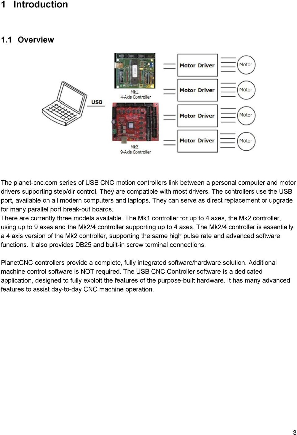 CNC USB Controller  User manual - PDF | Cnc software | Cnc