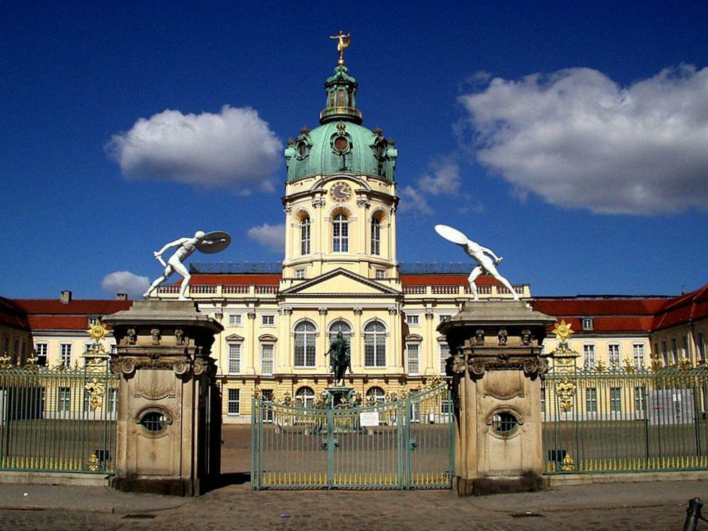 Schloss charlottenburg berlin germany berlin for Innendekoration berlin