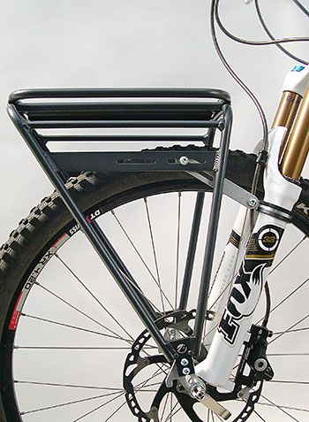 Resultado De Imagem Para Bike Front Rack Suspension Fork