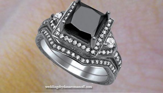 Engagement Rings Black Diamonds With The Best Quality