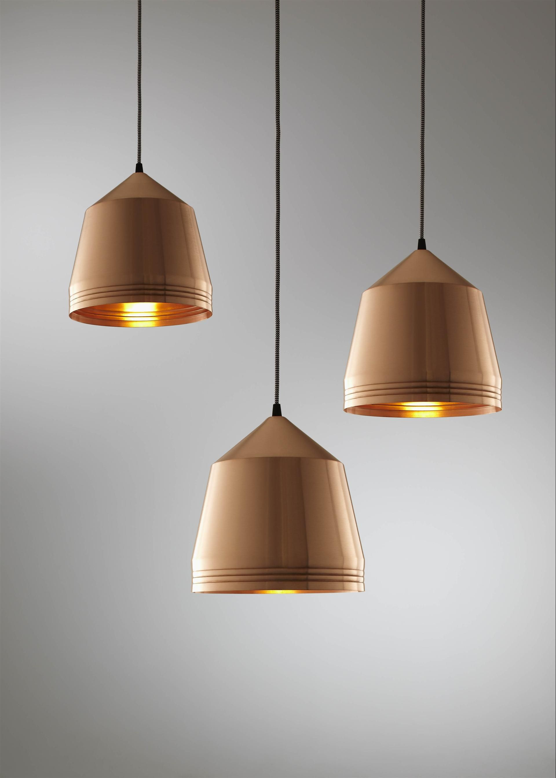 Copper Bowl Pendant Light Luxury Mr Cooper Copper Pendant By