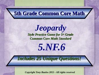 Grade 5 Math Pin