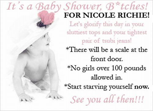 fun and funny baby shower invitations