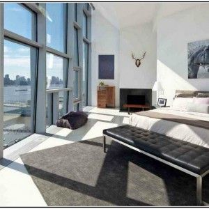 3 Bedroom Apartments Nyc With Exquisite Glass Ventilation U0026 Exotic Beach  View U0026 Luxurious Modern Furniture
