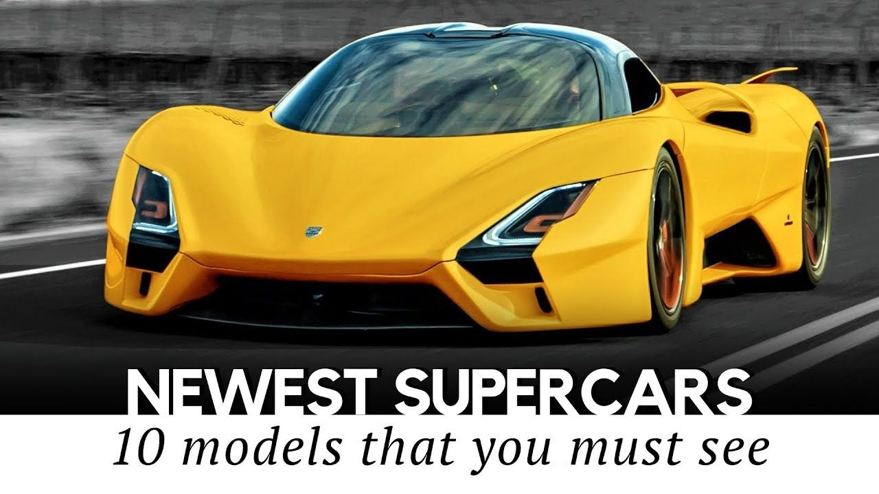 Top 10 All New Supercars Arriving In 2019 2020 Top Speed Interior And New Supercars Super Cars Super Car Bugatti
