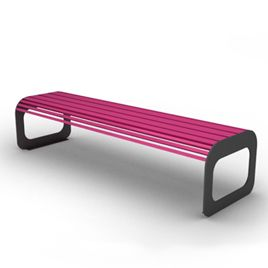 Moko Bench By Citysi For Jane Hamley Wells Benches Jane Hamley Wells Please Contact Outdoor Furniture Inspiration Modern Outdoor Lounge Outdoor Furniture