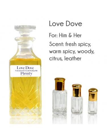 Perfume Oil Love Dove Attar – Plenty