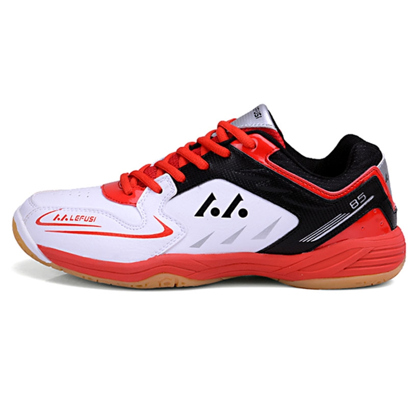78.00$  Watch now - http://alimmd.worldwells.pw/go.php?t=32756261532 - New Brand Men Badminton Shoes Professional Men Sneakers Breathable And Non Slip Table Tennis Shoes Big Size 39-45 78.00$