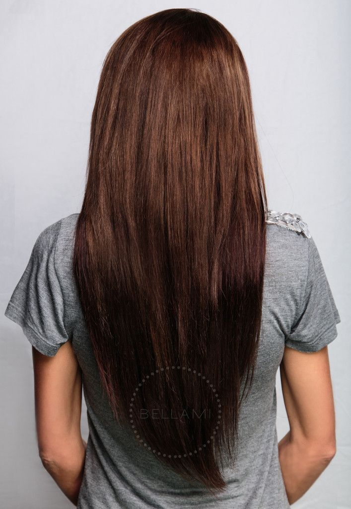 Bambina 160g 20 dark brown hair extensions 2 dark brown bambina 160g 20 dark brown hair extensions 2 pmusecretfo Image collections