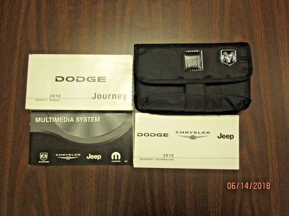 Dodge Journey Warning Lights