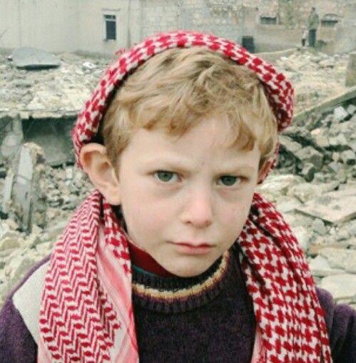 Blond syrians 3
