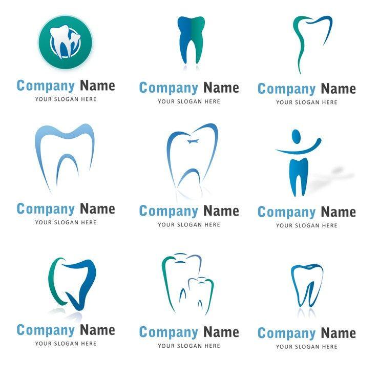 Dental logos - Αναζήτηση Google … | Pinteres…