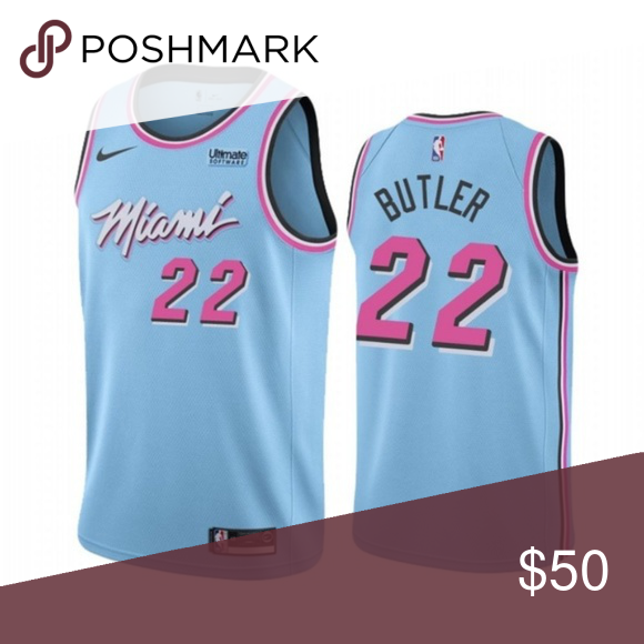 Youth Miami Heat Jimmy Butler City Jersey Welcome New And Old Customers To Place Orders Can Introduce Friends To Buy Y In 2020 Nba Shirts Miami Heat Sweatshirt Shirt