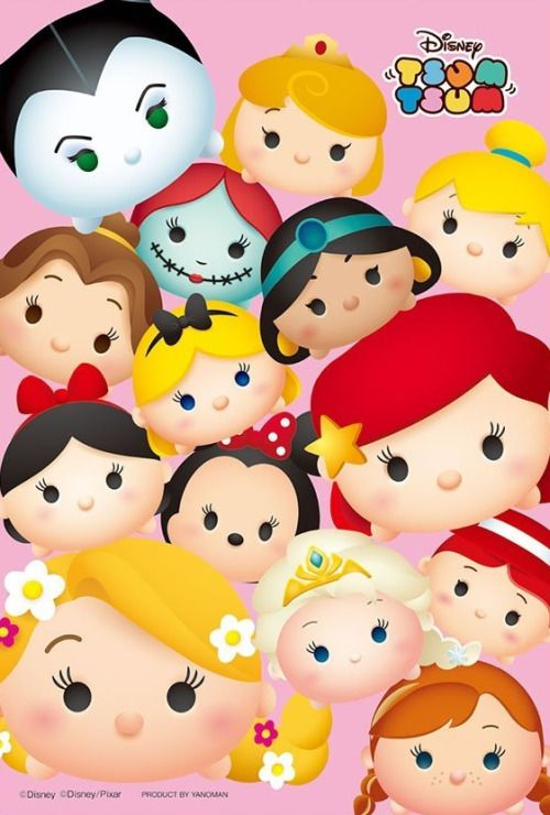 Disney Smile Disney Tsum Tsum Tsum Tsum Wallpaper Tsum Tsum