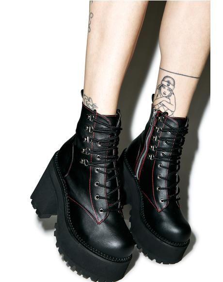 Deathstalker Boots