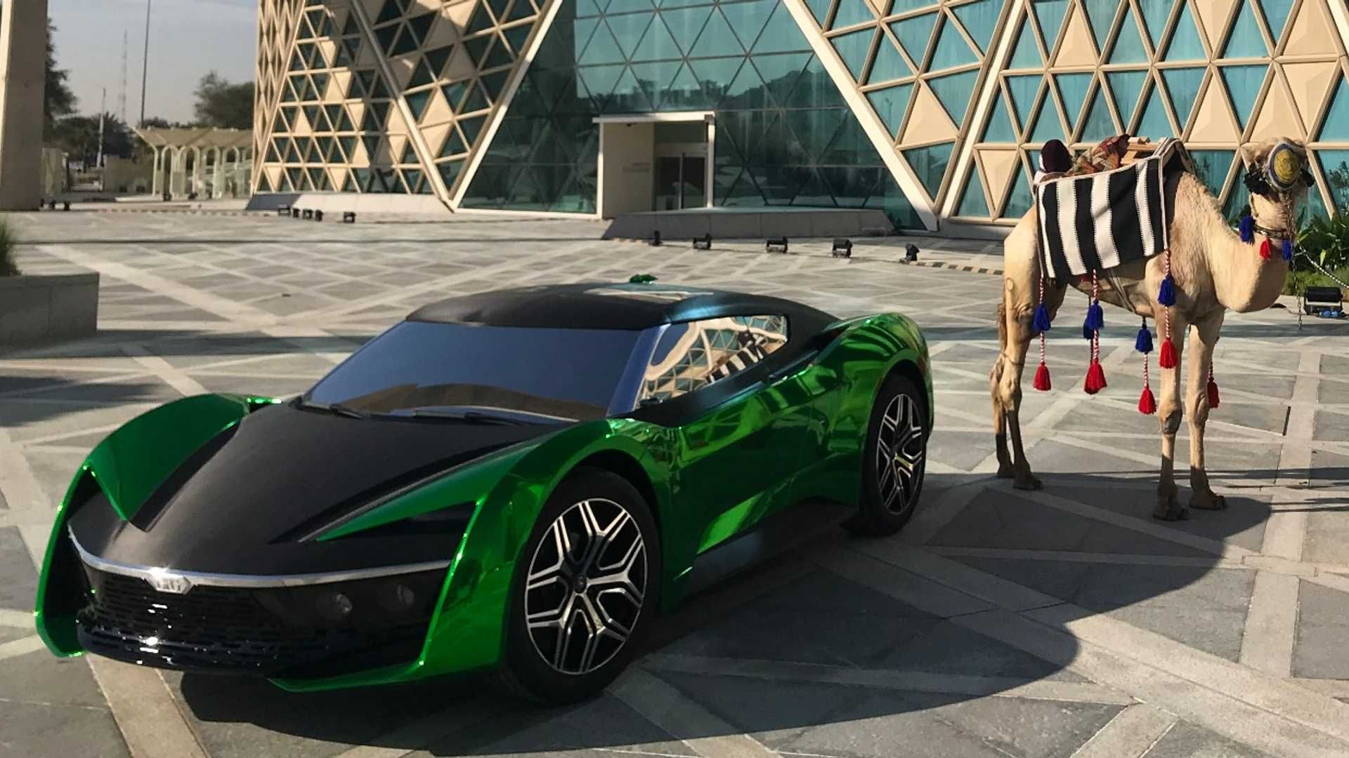 Supercar Blondie Takes Gfg Style S 2030 Saudi Arabia Car For A Spin Super Cars Auto Motor Und Sport Latest Cars