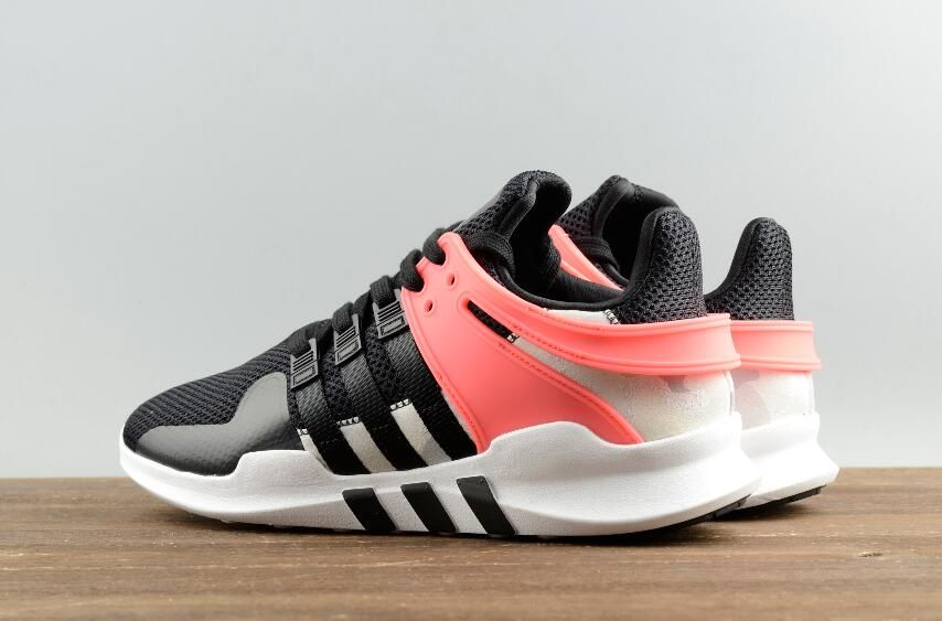 lowest price 3d94a 35cce Adidas EQT Support 9317 AVD Boost Black Pink BA7719 Men Running Sneakers 9