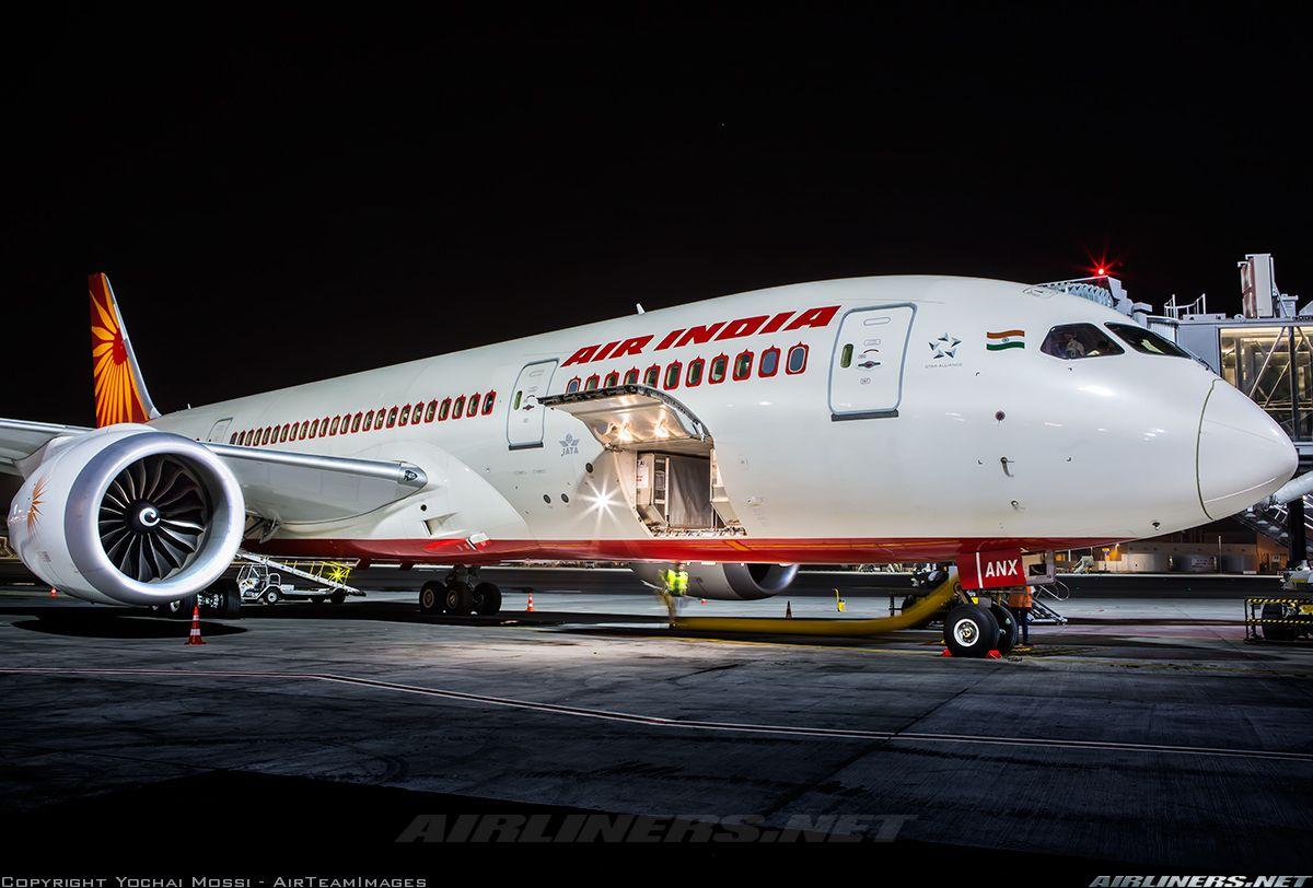 Boeing 7878 Dreamliner Air India Aviation Photo