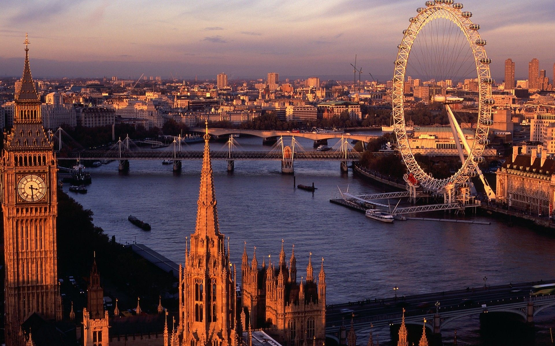 лондон на рабочий стол картинки