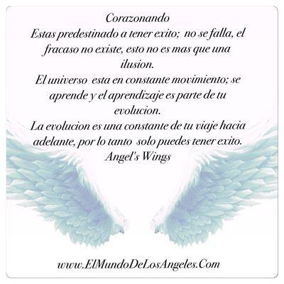PENSAMIENTOS POSITIVOS - Angel's Wings EL Mundo de los Angeles EL Despertar de la Diosa