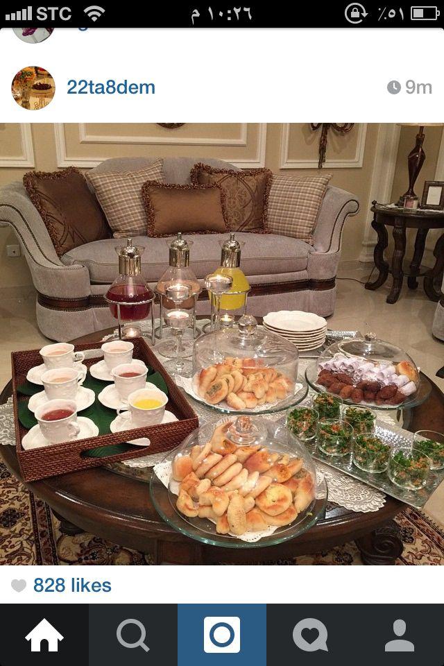 Pin By Sheime On الاواني وتنسيق السفرة Arabic Food Cooking Recipes Food