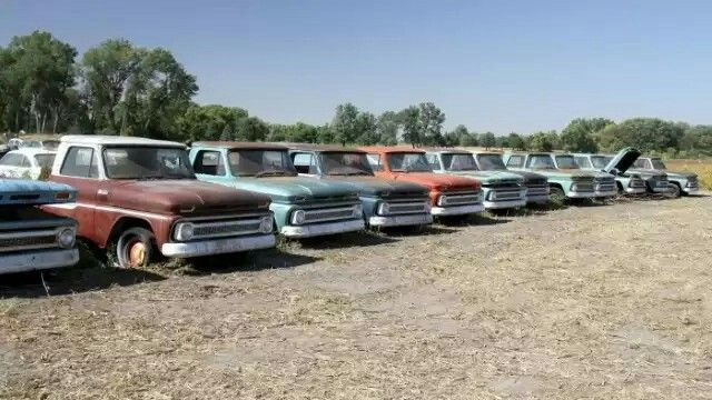 Abandoned Chevy Dealership Chevrolet Trucks Chevy Trucks Trucks