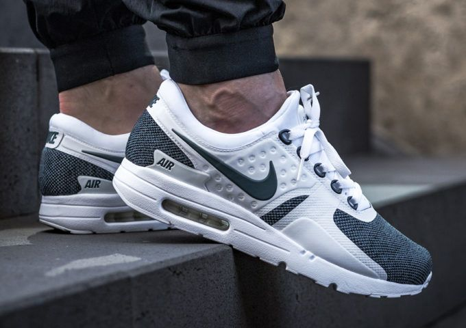 "separation shoes f2a46 d18cc Nike Air Max Zero SE ""White Armoury Blue"""