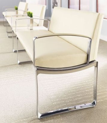 Healthcare Furniture And Modern Waiting Room Chairs With Images Medical Office Furniture Medical Office Decor