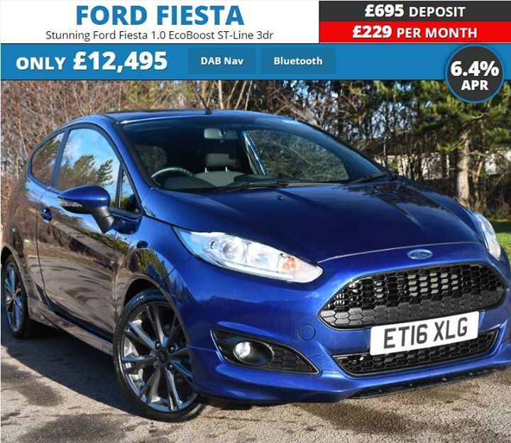 SAVE 3300 against NEW car price with our stunning range of LIKE NEW FIESTA ST- & SAVE 3300 against NEW car price with our stunning range of LIKE ... markmcfarlin.com