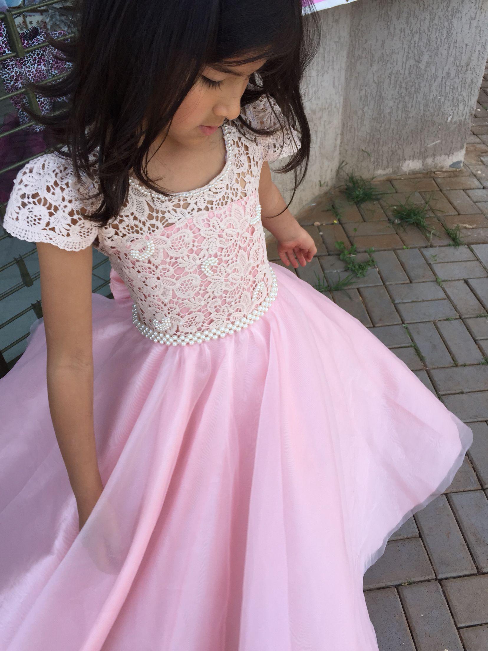 Vestido de princesa para nossas princesas | Dalili Store baby ...