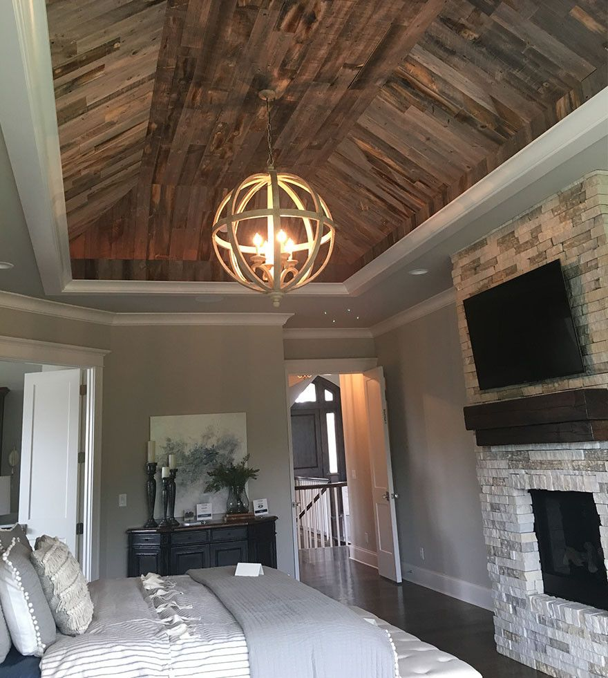5 Seriously Stylish Stikwood Ceilings High Ceiling Bedroom Tray Ceiling Bedroom Wood Ceilings
