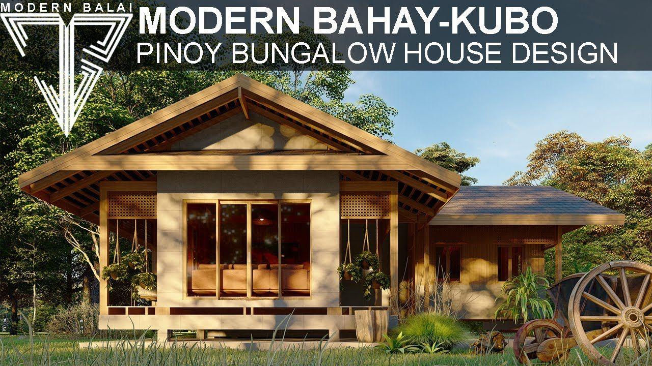 MODERN BAHAY-KUBO | SMALL HOUSE DESIGN | MODERN BALAI ...