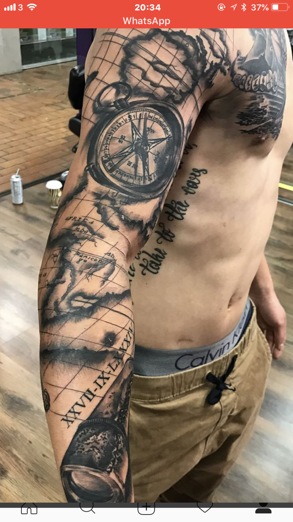 Davo take   Tatuajes   Tatuaje cartas, Tatuaje marinero e ...