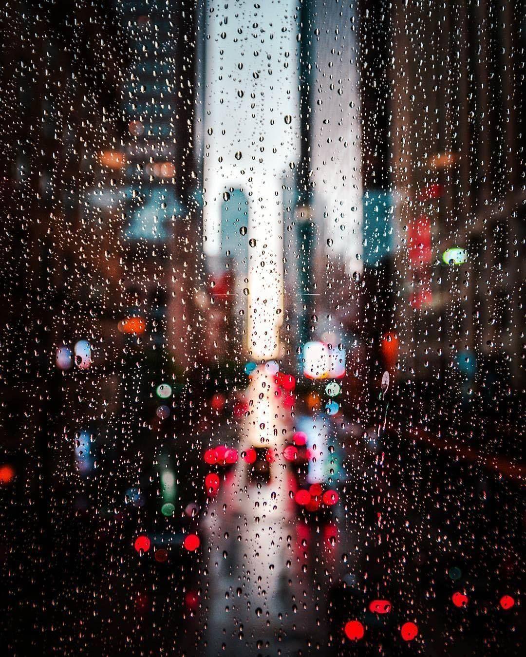 Singing In The Rain Rainy Day Photography Rainy City Rain