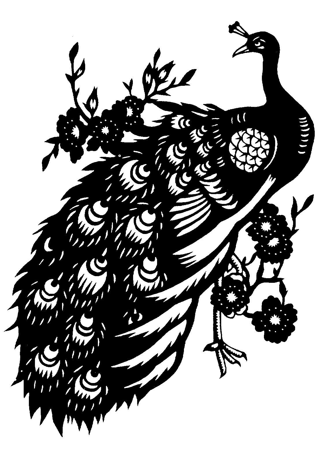 Paper Cutting Designs | traditional chinese papercutting designs ...