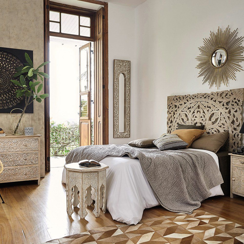 le style ethnique chic d crypt style ethnique ethnique. Black Bedroom Furniture Sets. Home Design Ideas