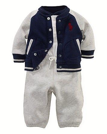 44b4353e4069 Ralph Lauren Childrenswear Infant Boys  Jacket