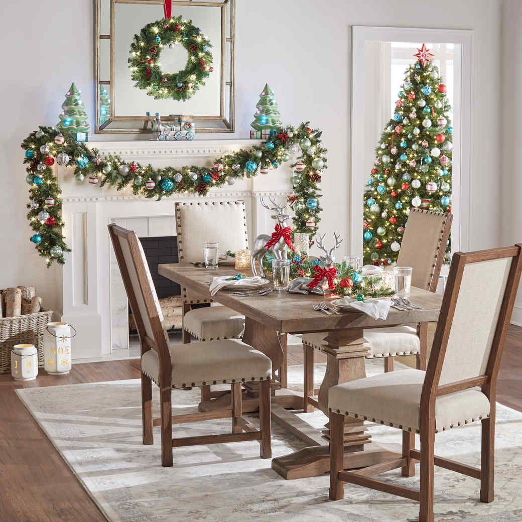 Martha's Countdown to Thanksgiving Christmas living