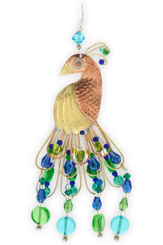 Proud Peacock Fair Trade Ornament