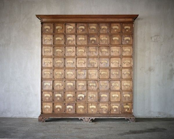 Notary Cupboard