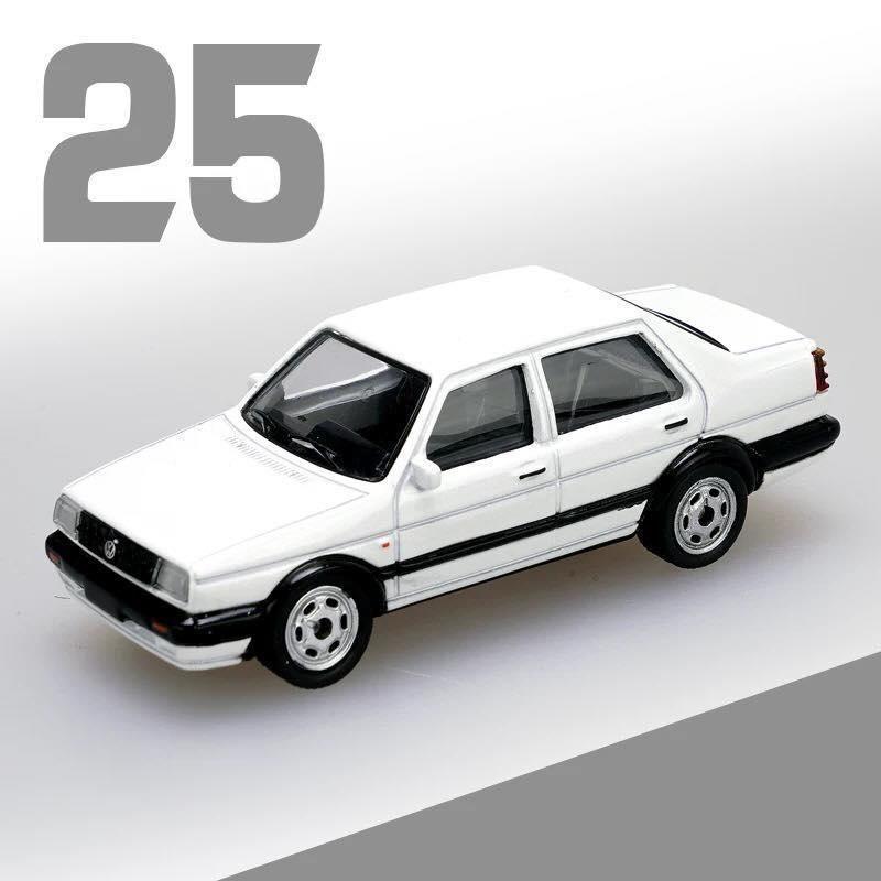 8 50 1 64 Xcartoys 25 China Volkswagen Vw Jetta Diecast Toys Car