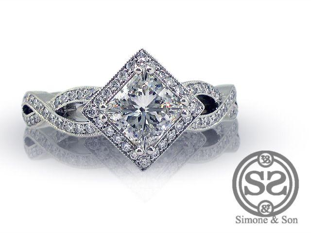 Simone and Son | Loose diamonds | Orange County Certified Diamonds