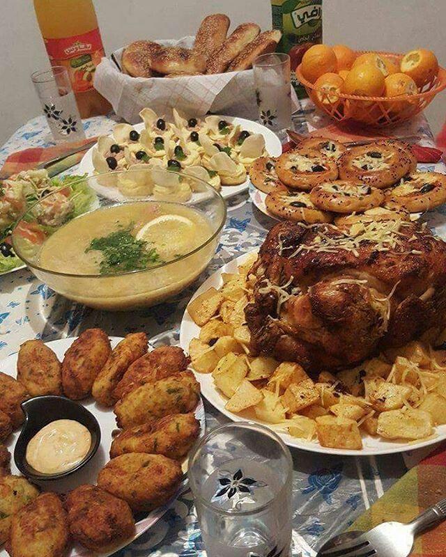 Recettes Ramadan 2018 Plat Soupe