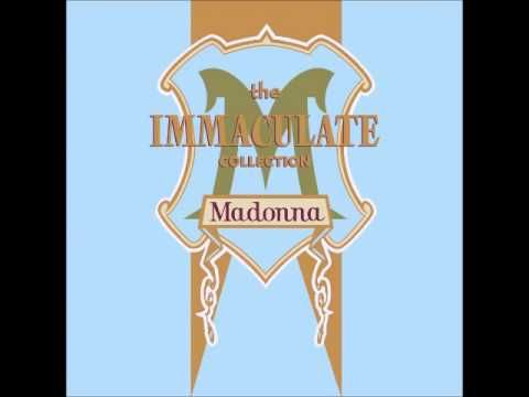 Madonna The Immaculate Collection Full Remastered Album Madonna Musica Pop Canciones